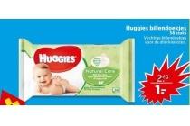 huggies billendoekjes