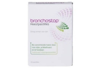bronchostop hoestpastilles