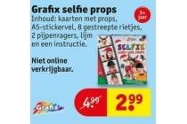 grafix selfie props