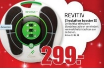 revitiv circulation booster ix