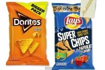 lay s superchips of doritios tortillachips