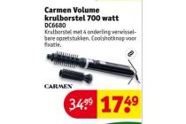carmen volume krulborstel