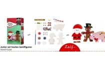 junior set houten kerstfiguren
