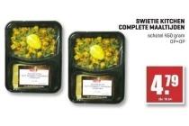 swietie kitchen complete maaltijden