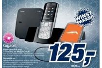 gigaset dect telefoon met 1 handset en mobiledock