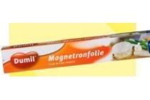 dumil magnetronfolie