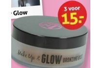 w7 make up en amp glow