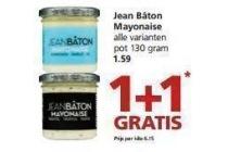 jean b en acirc ton mayonaise