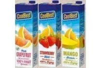 coolbest koelverse vruchtensappen