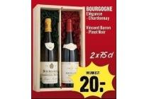 wijnkist bourgogne