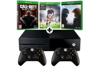microsoft xbox one black ops 3 halo 5 fifa 16 extra controller