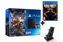 sony playstation 4 destiny the taken king pack black ops iii dual charger
