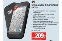 simlockvrije smartphone cat s30