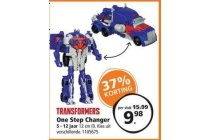 transformers one step changer