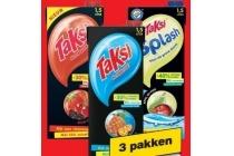 taksi 3 pakken a 1 5 liter en euro 1