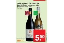 stellar organics the river s end zuid afrikaanse biologische wijn