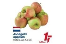 jonagold appelen