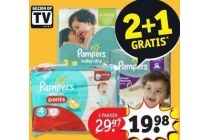pampers midpak luiers