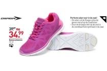 osaga dames schoenen met witte zool voor fitness