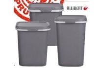 allibert afvalbak mistral flat inhoud 10l en euro 4 99