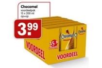 chocomel voordeelpak