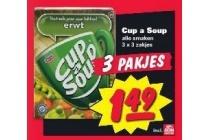 alle smaken cup a soup