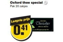 oxford thee special