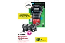 dymo promopack labelmanager