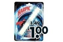 harpic toiletblok en euro 1 00