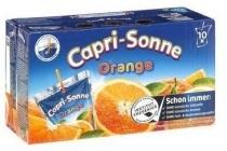 capri sonne drinkpakjes 10 x 200ml en euro 1 99