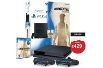 playstation 4 1 tb uncharted bundel