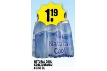 natural cool koolzuurvrij