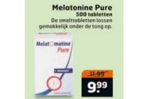 melatonine pure