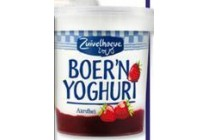 zuivelhoeve boer n yoghurt vla of pappen
