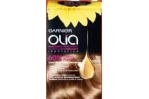 olia haarkleuring
