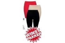 corrigerend ondergoed short