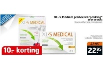 xl s medical probeerverpakking