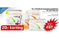 xl s medical maandverpakking