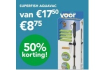 superfish aquavac