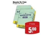 mascotte 10 1 pack