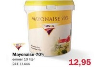 hanos mayonaise 70