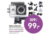 salora actioncam