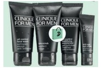 clinique for men essential kit