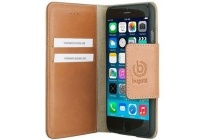 bugatti bookcover amsterdam apple iphone 6 6s cognac