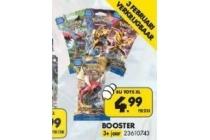 pokemon booster