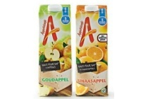 appelsientje appelsap en sinaasappelsap vanaf en euro 0 80 per pak