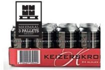 keizerskroon bier tray 24 x 33 cl en euro 7 75