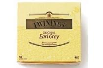 twinings thee alle soorten doos 50 x 2 gram en euro 4 25