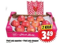 pink lady appelen pink lady shopper