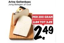 arina geitenkaas